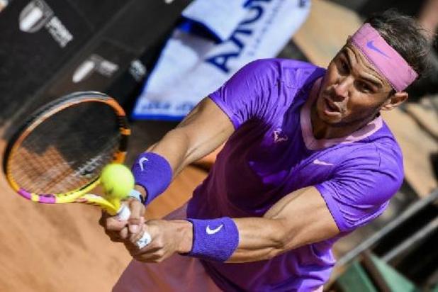Rafael Nadal en quarts de finale après un duel de plus de 3h contre Denis Shapovalov