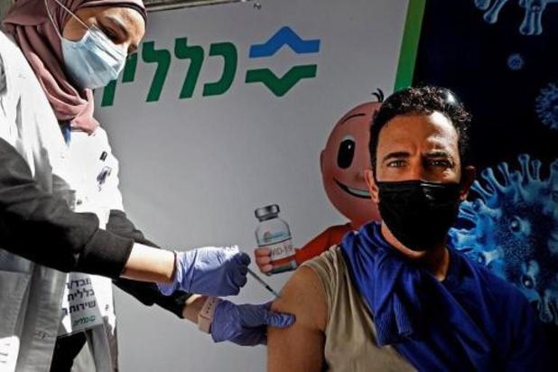 Israël versoepelt lockdown vanaf zondag stapsgewijs