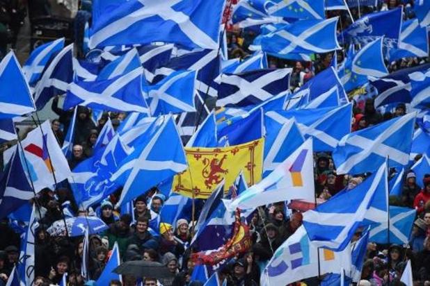 Recordaantal Schotten is voor onafhankelijkheid