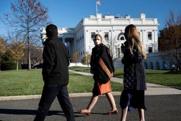 Witte Huis wordt extra grondig gereinigd voordat Biden er intrekt