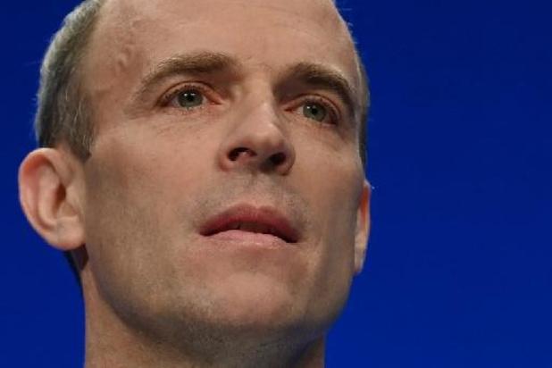 GB: le ministre de la Justice trébuche sur le sens du mot misogynie