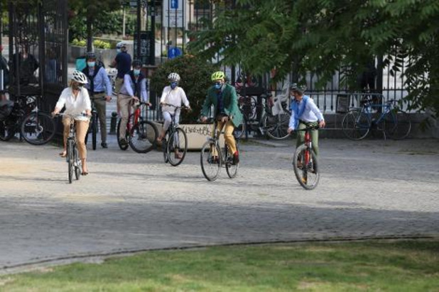Vers un Réseau Express cyclable à Bruxelles: les études de trois itinéraires démarrent