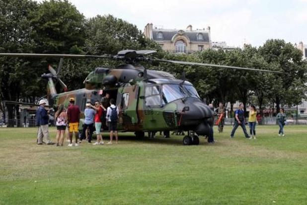 Honderdste leven gered door NH90-helikopter van Koksijde