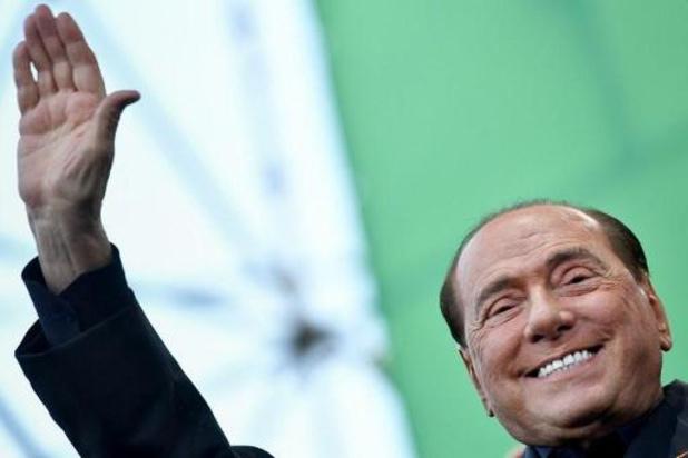 Gezondheidstoestand Berlusconi blijft verbeteren