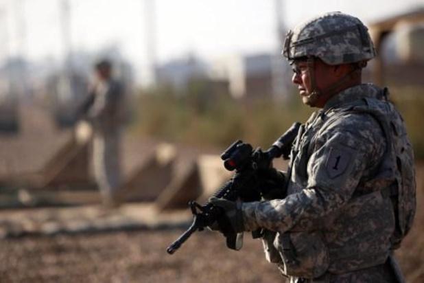 Veertien raketten afgevuurd op basis met Amerikaanse soldaten in Irak: drie lichtgewonden