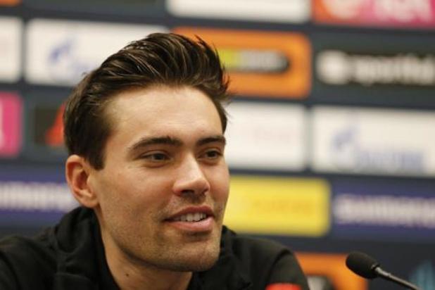 Tom Dumoulin kiest weer voor Ronde Van Vlaanderen
