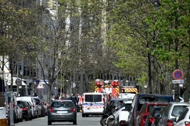 Dode en gewonde bij schietpartij aan Parijs ziekenhuis