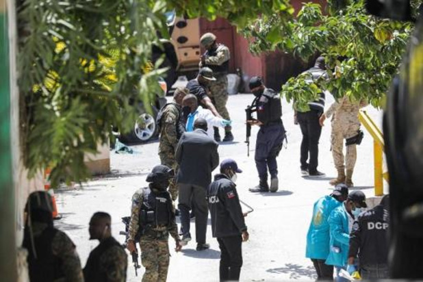 17 Colombiaanse ex-militairen betrokken bij moord op president Haïti