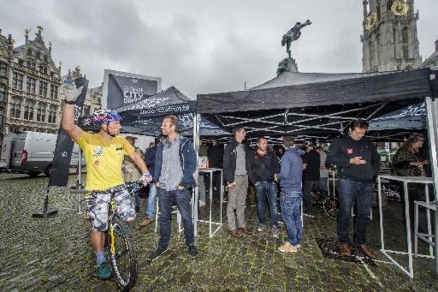 BK biketrail - Kenny Belaey is opnieuw Belgisch kampioen biketrial