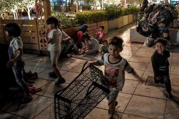 Middenveld vraagt bijkomend engagement regering na komst van 18 vluchtelingenkinderen