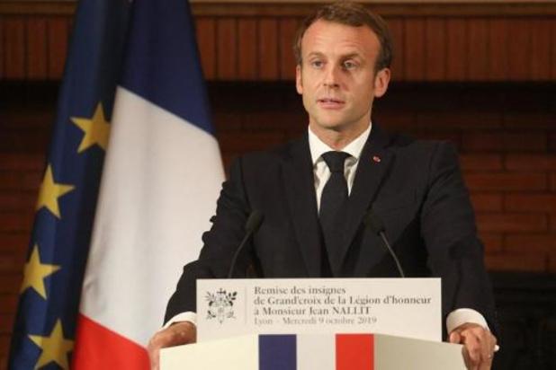 Macron furieus na verwerping van zijn kandidaat-Eurocommisaris
