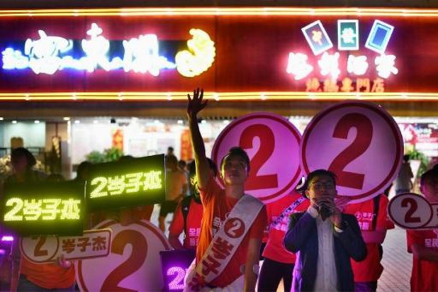 Stembureaus in Hongkong gesloten