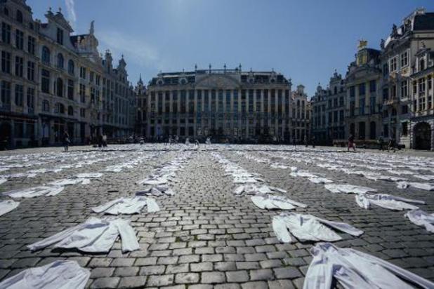 La Ville de Bruxelles prolonge l'autorisation d'extensions de terrasses horeca