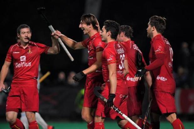 Hockey Pro League : les 16 rencontres de la Belgique organisées à Wilrijk en 2020