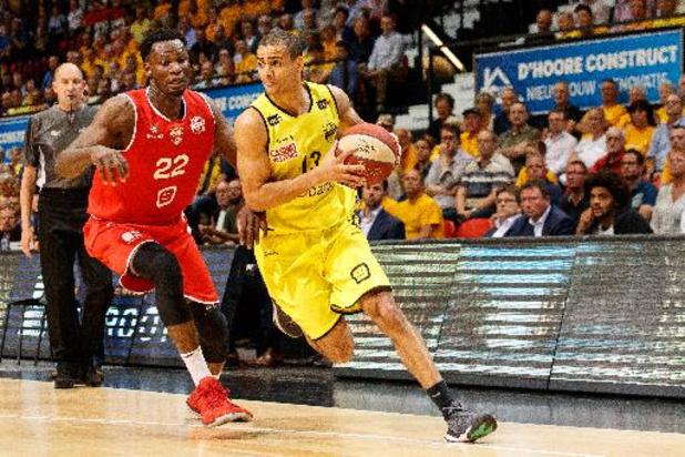 Jean Salumu s'engage avec Champagne Chalons-Reims Basket