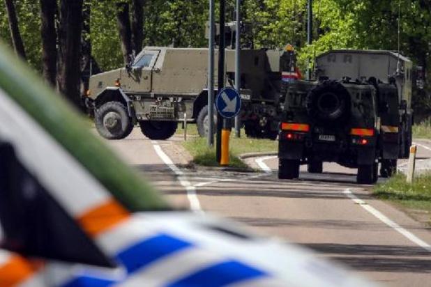 Chasse à l'homme en Flandre: la candidature du suspect avait été écartée par la police fédérale