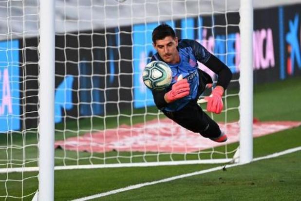 Les Belges à l'étranger - Le Real, avec Courtois et Hazard, se joue d'Alavés et se rapproche du titre