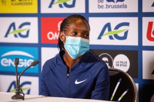 Memorial Van Damme: Kipyegon wil wereldrecord 1000m verbreken in Brussel