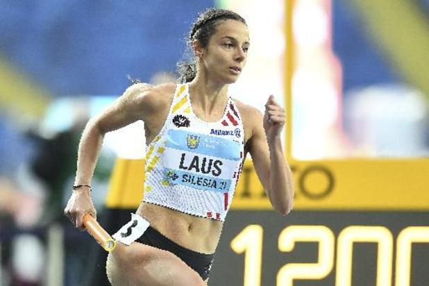 Relais Mondiaux - Le relais mixte belge 4e en finale des Relais mondiaux