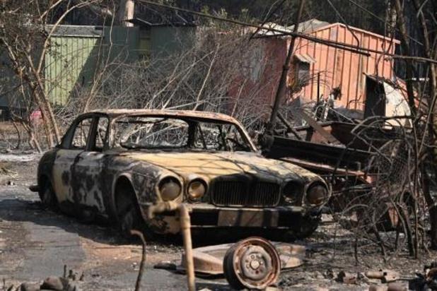 L'état d'urgence déclaré à l'est de l'Australie en proie aux feux de forêt