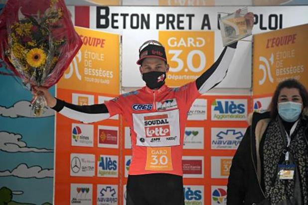 Tim Wellens verzekert zich van eindwinst, Filippo Ganna wint de tijdrit