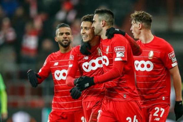 Jupiler Pro League - Mené à la marque, le Standard bat Ostende 2-1
