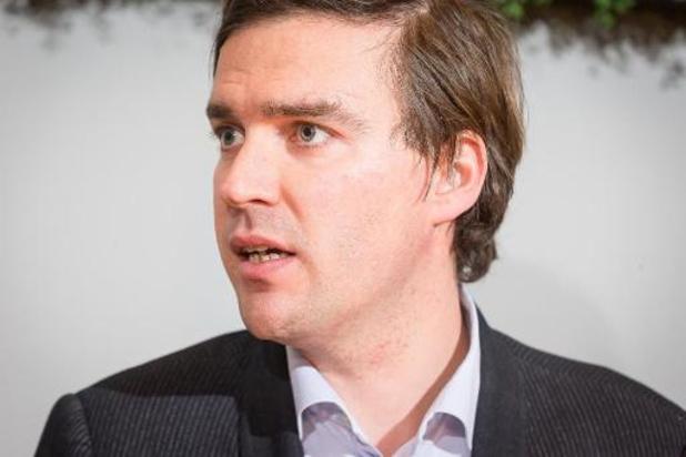 """Mathias De Clercq vindt dat Open Vld """"open beweging"""" moet worden met nieuwe naam"""