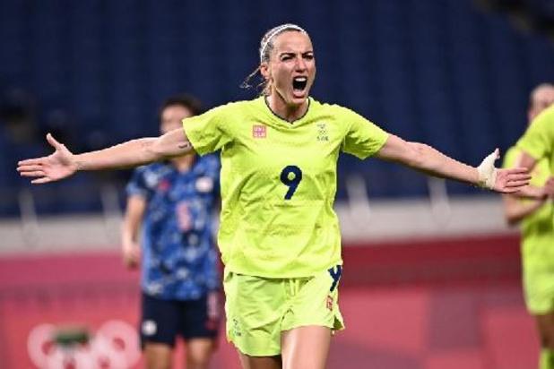 Football : Les Américaines au bout du suspense contre les Pays-Bas