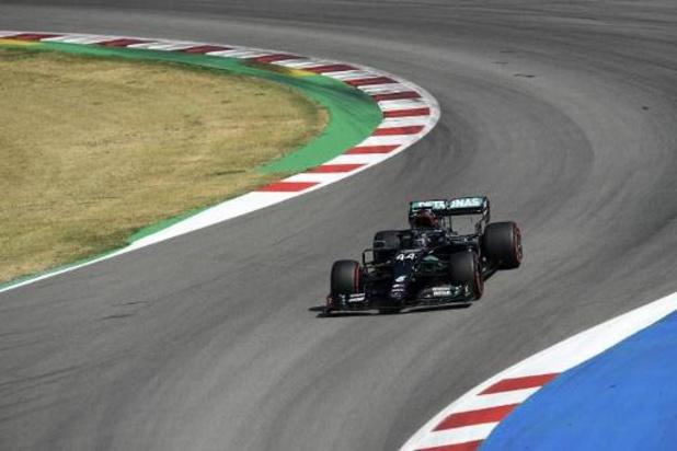 Lewis Hamilton verovert 92e polepositie