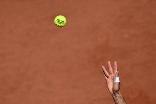 Roland-Garros - Martin Katz poursuit son aventure en double juniors et se qualifie pour les quarts