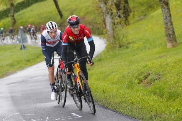 Tour d'Italie - Fracture de la clavicule et côtes cassées pour Mikel Landa