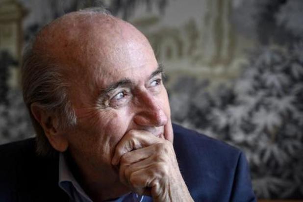 FIFA-schandaal - Zwitsers gerecht opent nieuw onderzoek naar Blatter