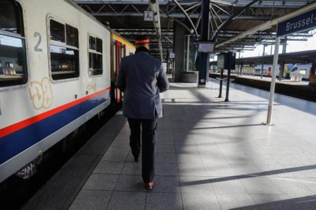Groen wil eenrichtingsverkeer in de trein