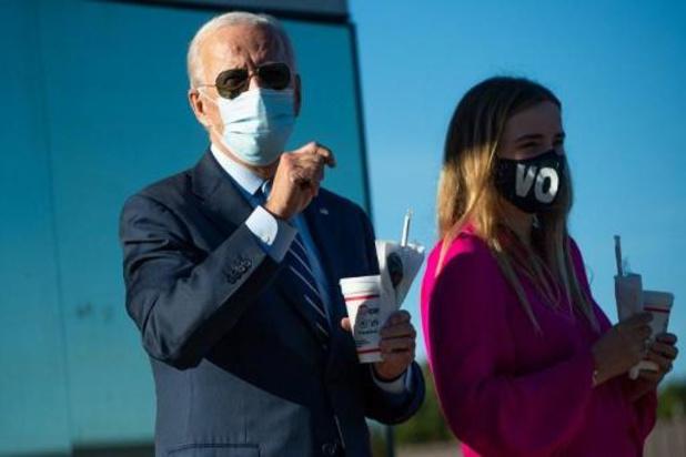 """""""Mails Joe Biden geen Russische desinformatie"""""""