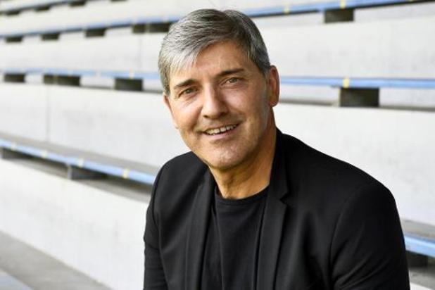"""Union-trainer Felice Mazzu is """"heel blij met nieuwe uitdaging"""""""