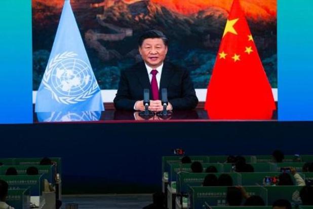 Chinese manoeuvres moesten druk op Taiwan en VS opvoeren