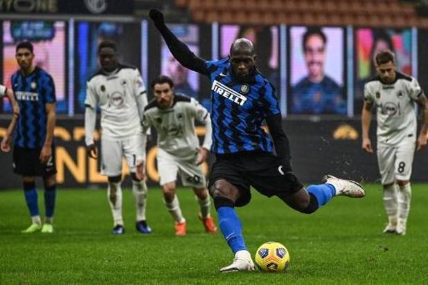 Les deux équipes de Milan gagnent, Lukaku et Saelemaekers buteurs