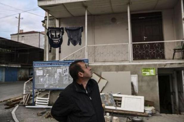 Conflit au Nagorny Karabakh - Des missiles azerbaïdjanais s'abattent sur la capitale du Nagorny Karabakh
