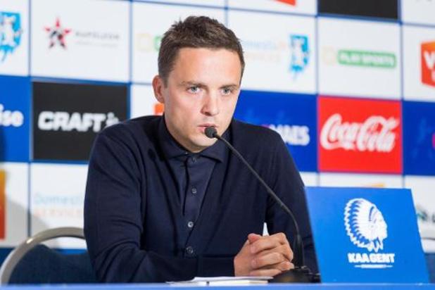 Jupiler Pro League - Anderlecht attire Peter Verbeke, le manager sportif de La Gantoise