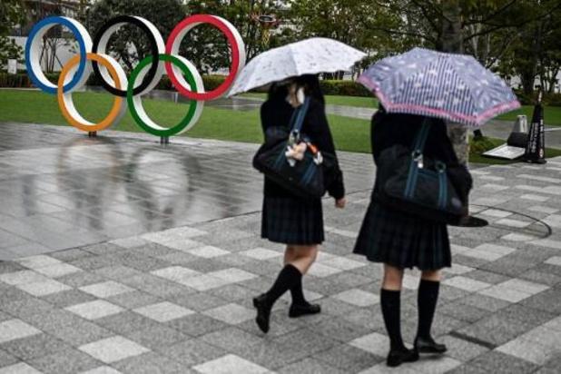 JO 2020 : la première épreuve test, une compétition de natation, reportée de deux mois à Tokyo