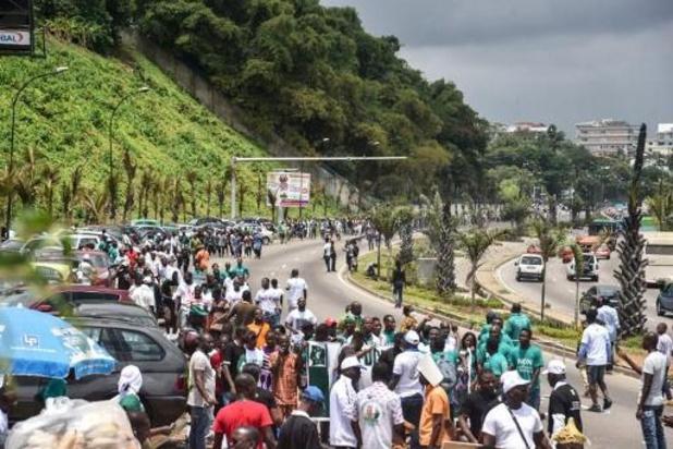 Présidentielle ivoirienne: au moins 2 morts dans des violences intercommunautaires