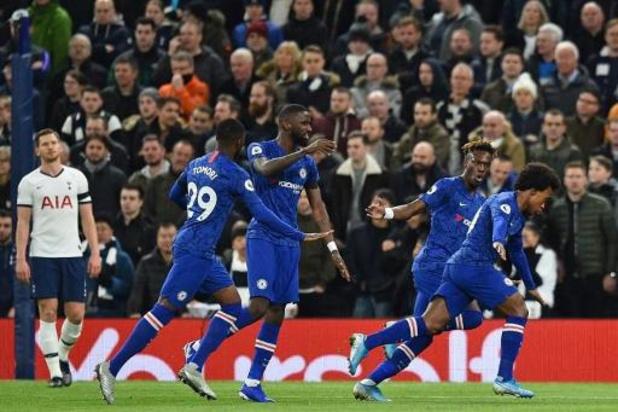Les Belges à l'étranger - Chelsea et Batshuayi remportent le derby de Londres sur les terres des Belgian Spurs