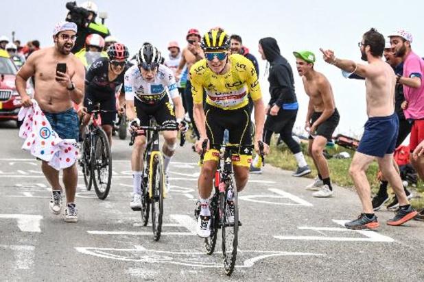 Tour de France - Deuxième victoire de rang dans les Pyrénnées pour Tadej Pogacar lors de la 18e étape