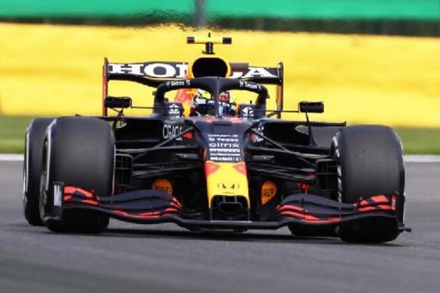 Sergio Perez rempile avec Red Bull pour la saison 2022 de Formule 1