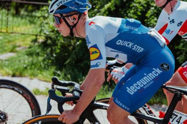 Tour de Pologne - Coup double de Remco Evenepoel après un raid en solitaire de 50 kilomètres