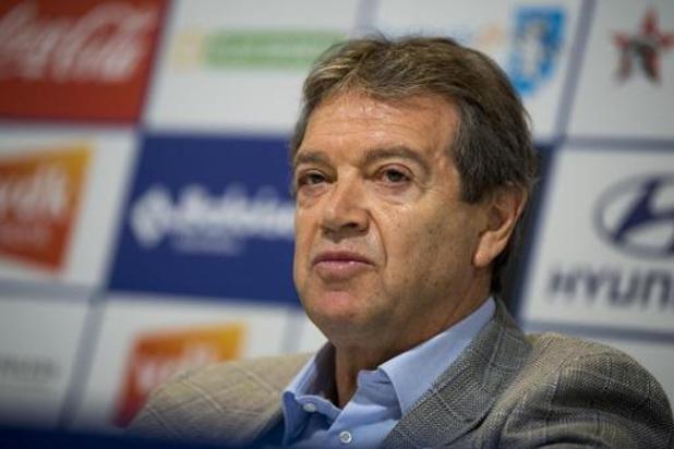 Manager Michel Louwagie noemt AA Gent terechte runner-up