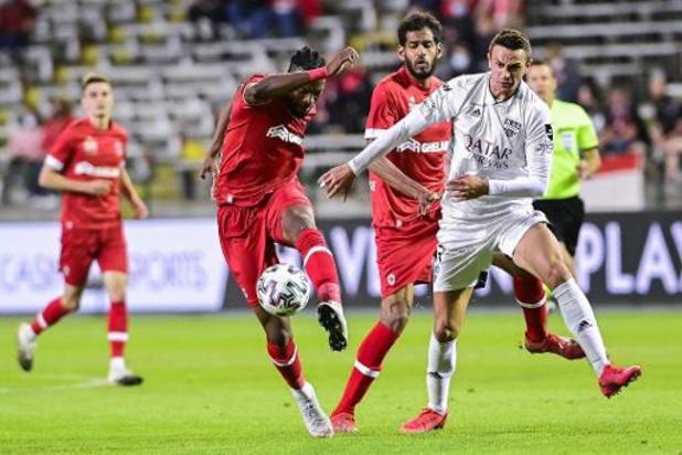 Jupiler Pro League - Antwerp kan in eigen huis niet winnen van Eupen