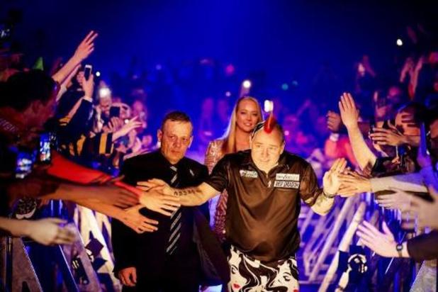 PDC WK darts - Nederlander Van Gerwen moet wereldtitel afstaan aan Wright