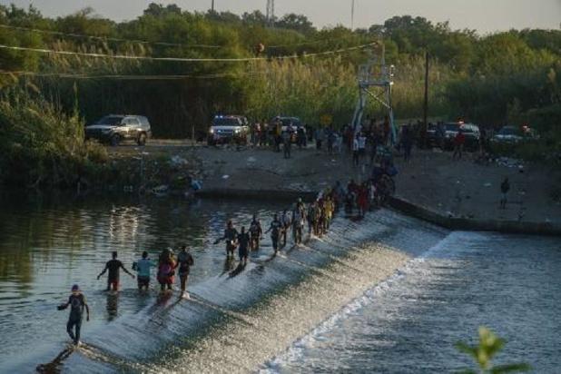 Asile et migration - Washington promet d'accélérer le rythme des expulsions de migrants par avion
