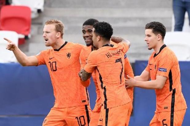 Euro U21 - L'Espagne et les Pays-Bas en demi-finales
